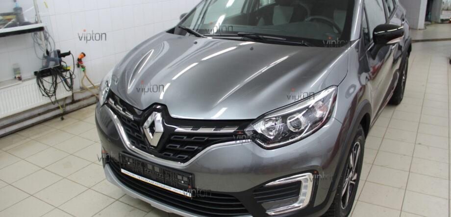Renault Kaptur расширенный пакет 4