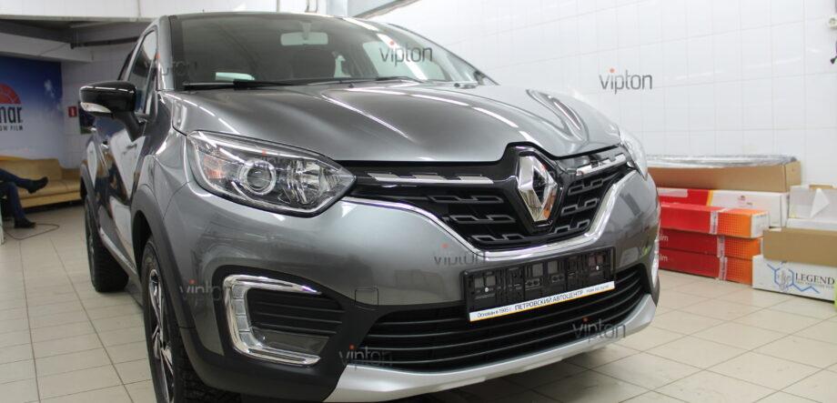 Renault Kaptur расширенный пакет 1