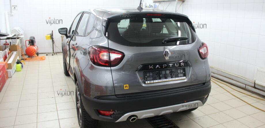 Renault Kaptur расширенный пакет 2