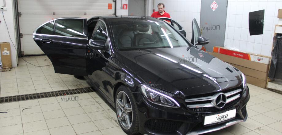 Mercedes-Benz C-Класс (W205) 4