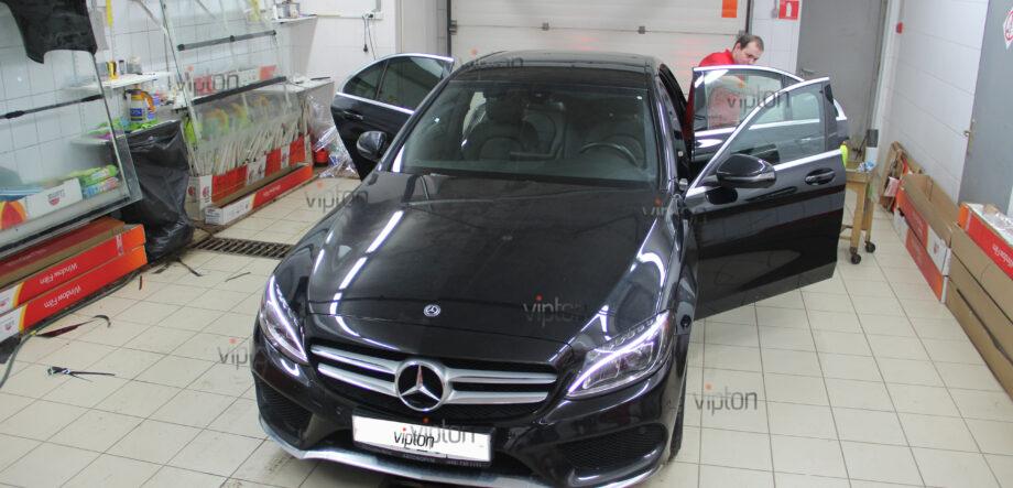 Mercedes-Benz C-Класс (W205) 1