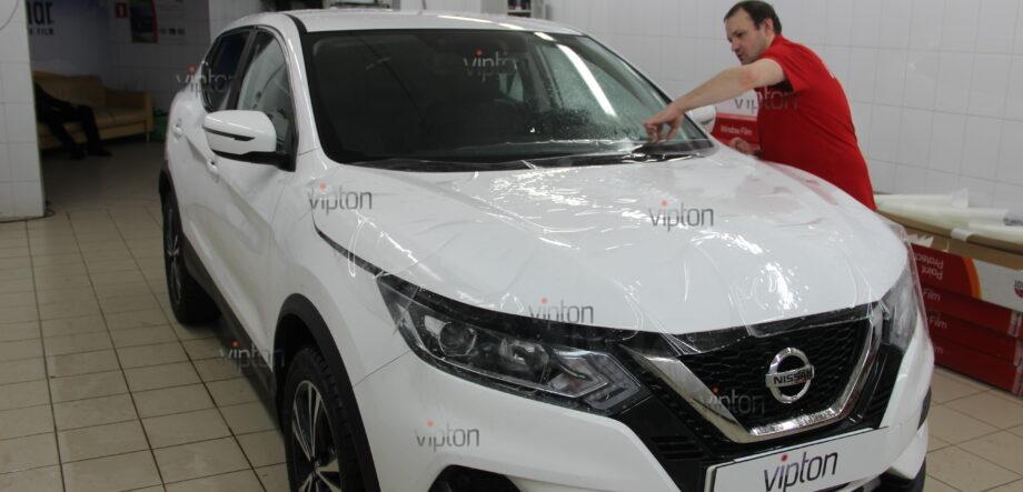 Nissan Qashqai LLUMAR Platinum Plus PPF 16