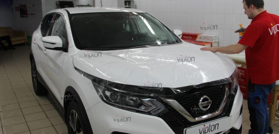 Nissan Qashqai LLUMAR Platinum Plus PPF 15