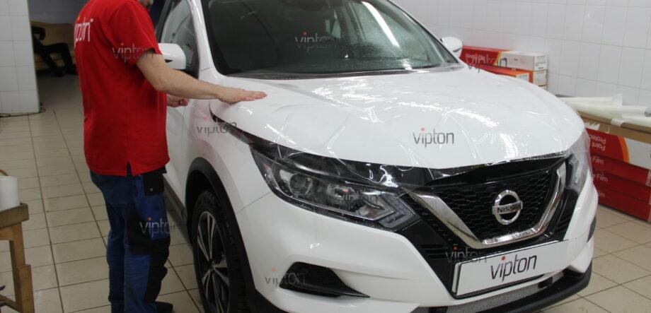 Nissan Qashqai LLUMAR Platinum Plus PPF 14