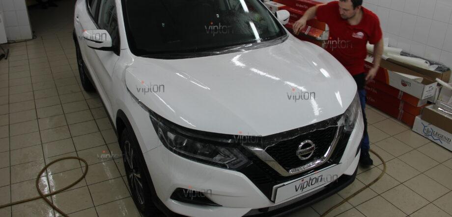 Nissan Qashqai LLUMAR Platinum Plus PPF 10