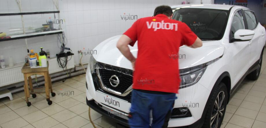 Nissan Qashqai LLUMAR Platinum Plus PPF 9