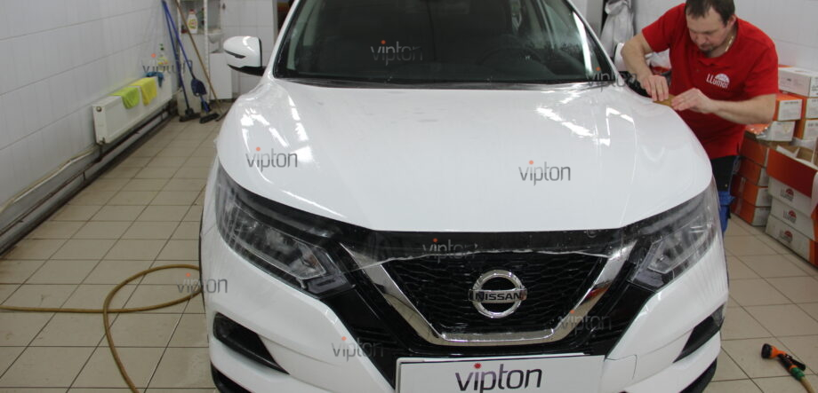 Nissan Qashqai LLUMAR Platinum Plus PPF 7
