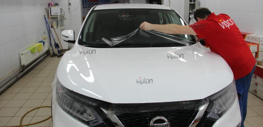 Nissan Qashqai LLUMAR Platinum Plus PPF 6
