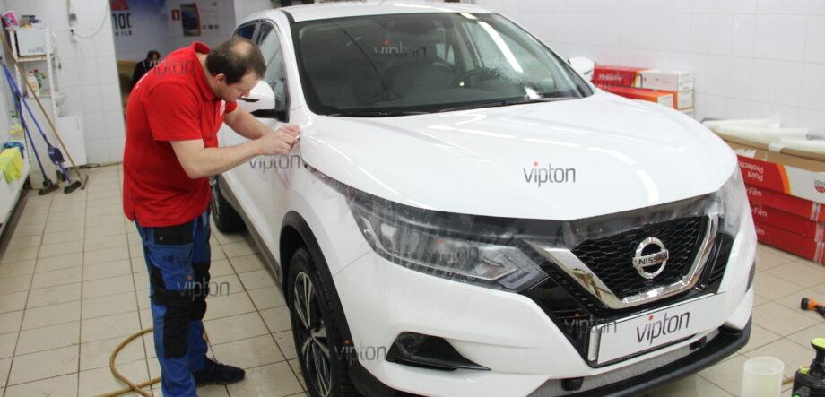 Nissan Qashqai LLUMAR Platinum Plus PPF 5