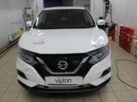 Nissan Qashqai LLUMAR Platinum Plus PPF