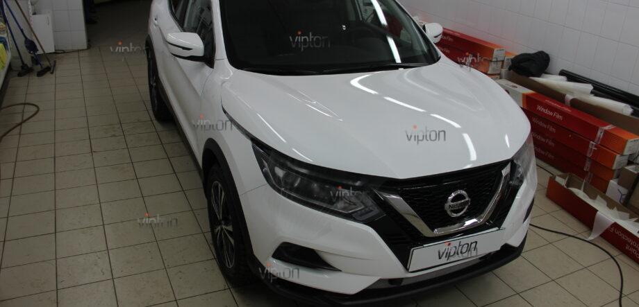 Nissan Qashqai LLUMAR Platinum Plus PPF 1