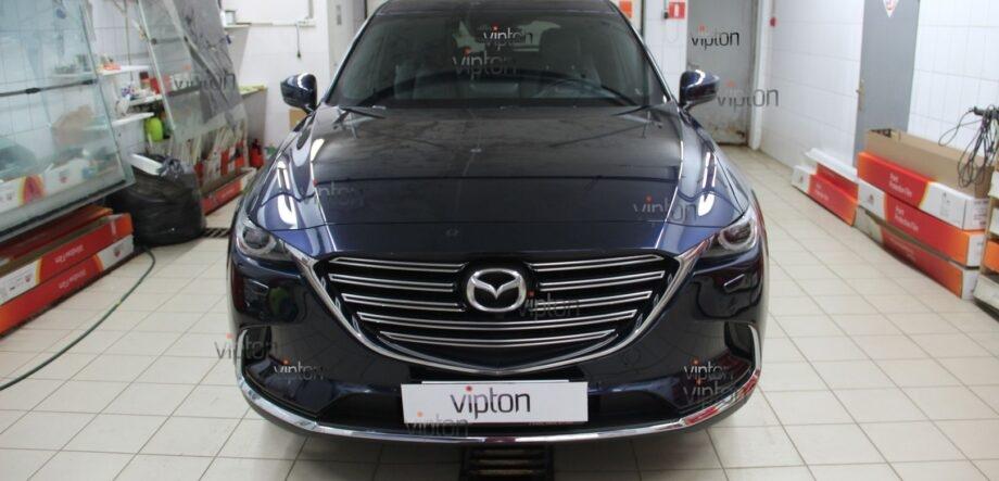Mazda CX5 антигравийная пленка 8