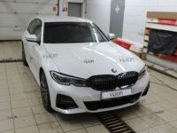 BMW 3-й серии (G20) антигравий фары