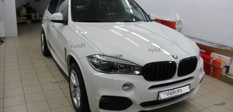 BMW X5 антигравийная пленка 3