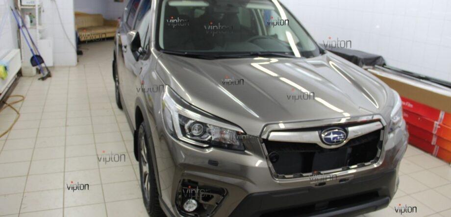Subaru Forrester антигравий 5