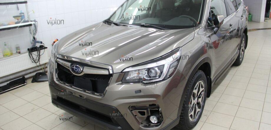 Subaru Forrester антигравий 6